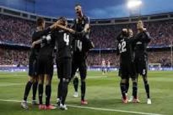 Madrid tantang Juve di final Champions