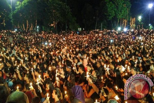 Aksi dukung Ahok di LN diminta tertib