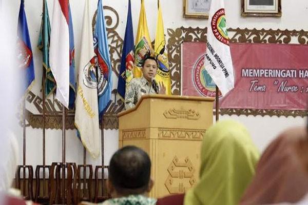 Gubernur Lampung Anggarkan Bantuan Insentif Perawat