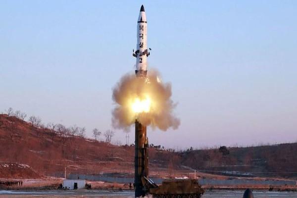 KCNA : Uji rudal dimaksudkan untuk bawa nuklir