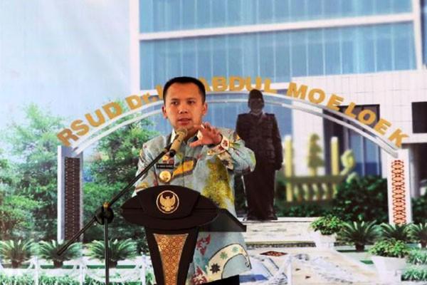 Pemprov Lampung Tambah Dua Gedung Baru RSUDAM