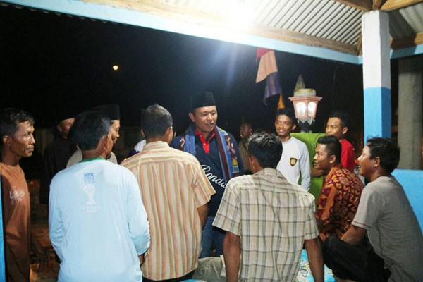 Bupati Sosialisasikan Program