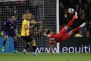 Gol indah Emre Can antar kemenangan Liverpool