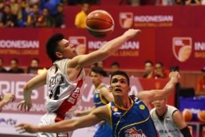 Bola Basket - Satria Muda Waspadai Big Man-Guard Pelita Jaya