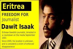 Wartawan Dawit Isaak terima penghargaan Guillermo Cano