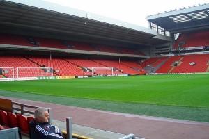 Liverpool Namai Tribun Anfield 'Dalglish'