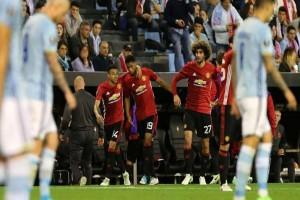 Gol Rashford Bawa United Menang 1-0 Atas Celta Figo