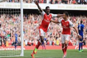 Arsenal hentikan laju tak terkalahkan MU