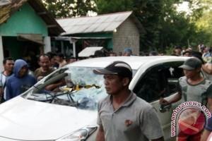 Polisi Beberkan Pencurian Tower Telepon Lampung Timur