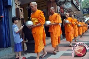 Tokoh Buddha minta umat sebarkan cinta kasih