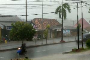 BMKG: Hujan di Lampung