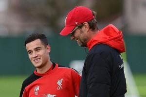 Klopp: Liverpool Tidak Akan Menjual Coutinho
