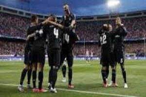 Madrid tantang Juve di final Champions