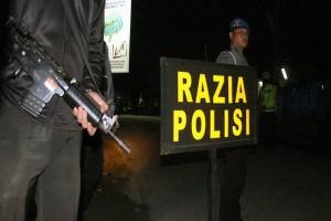 Polda Lampung Optimalkan Razia Narkoba di Perbatasan