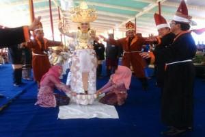 Bupati Lampung Timur Minta Warga Lestarikan Budaya