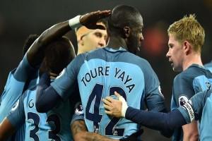 Manchester City Menang 2-1 Atas Leicester