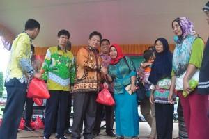 Pemkab Lampung Timur Gelar Pasar Murah