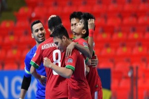 Indonesia ke Perempat Final Kejuaraan Futsal Asia U-20