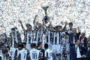 Juventus menangi gelar Liga Italia keenam secara beruntun