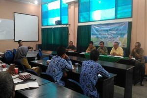 Dialog Terfokus Pengembangan Pertanian Organik di Lampung