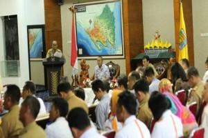 Pemprov Lampung Jamin Ketersediaan Bahan Pangan