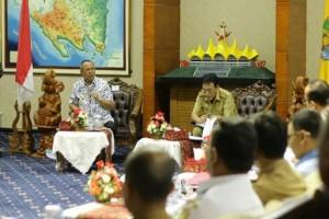 Pemprov Lampung Siapkan Angkutan Mudik