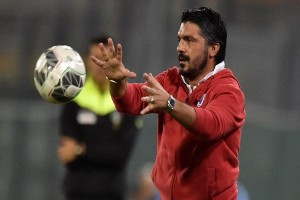 Gattuso Kembali ke Milan Latih Tim Junior