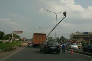 Pemkot Bandarlampung diminta perbaiki lampu Jalinsum