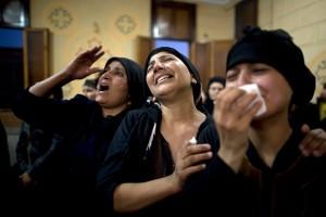 Remaja Mesir tunjukkan keberanian, ketika ayahnya ditembak pelaku teror