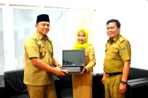 Lampung Tengah Apresiasi Tenaga Pendidik Wakili Provinsi