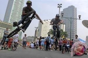 Indonesia Ikut Ajang Olahraga Ekstrem di Perancis