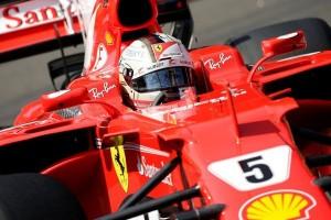 Pebalap Vettel juara di Monako