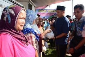 Lampung Tengah akan Gelar Pasar Murah