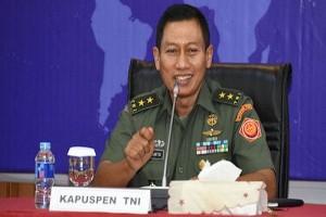 Kapuspen: TNI Tingkatkan Kewaspadaan Di Perbatasan
