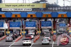 Seluruh Gerbang Tol Bisa Dibayar Nontunai Oktober