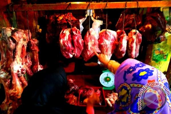 Harga daging sapi melambung jadi Rp150 ribu/kg