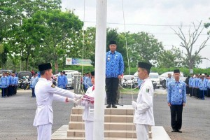 Sekdakab Lampung Timur Berharap ASN Jiwai Pancasila