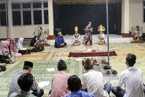 Bupati Temui Pelajar-mahasiswa Lampung Timur di Yogyakarta