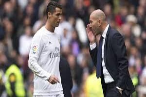 """Ronaldo: """"team talk"""" Zidane kunci kemenangan"""