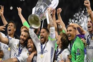 Real juara Champions