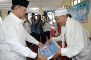 Pemprov Rehabilitasi 513 Rumah di Lampung Utara