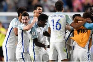 Inggris Raih Juara Piala Dunia U-20