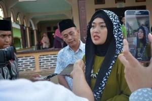 Bupati Chusnunia Enggan Tanggapi Pencalonan Wagub Lampung