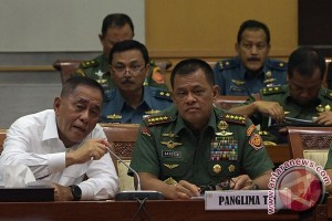 Jenderal Gatot : 16 Wilayah Terdeteksi Se-Sel ISIS