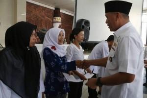 Lampung Tengah Naikkan Insentif Guru Honor
