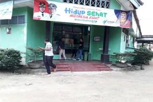 Polisi Geledah Kantor Dinas Kesehatan Lampung Timur