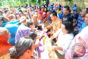 Disperindag Pemprov Gelar Pasar Murah di Waykanan