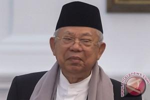 Ma'ruf Amin: Indonesia Bukan Negara Darul Islam