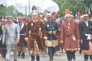 Sembilan Marga Di Lampung Tengah Dukung Mustafa Maju Pilgub