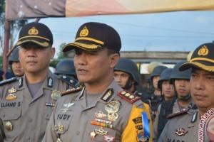 415 Personel Polres Lamtim disiagakan